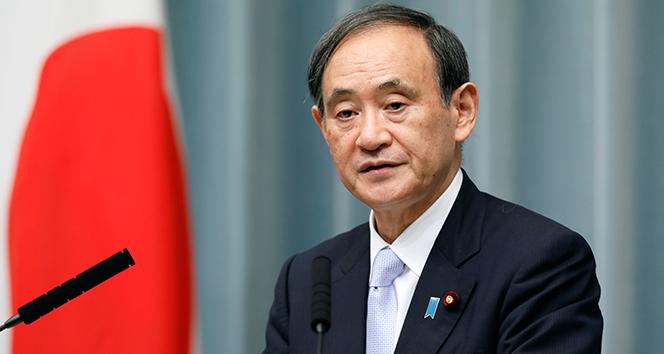 Japonya Başbakanı Suga İtalyan mevkidaşı Draghi ile telefonda görüştü